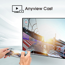 Anyview cast