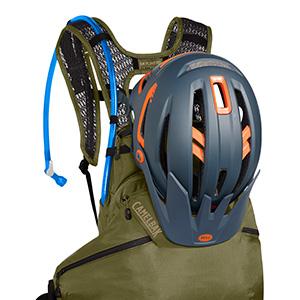 camelbak, hydration pack, low rider hydration pack, lumbar reservoir, hydration backpack, biking