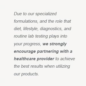 specialized formulations smarter nutrition