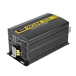 inverter, power inverter, converter, power converter, DC to AC, power transformer, AC power