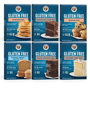 Amazon.com : KING ARTHUR FLOUR Gluten Free Pancake Mix, 15