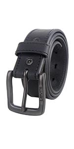 levis casual leather mens belt