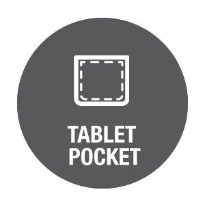 Chef Works Tablet Pocket Icon