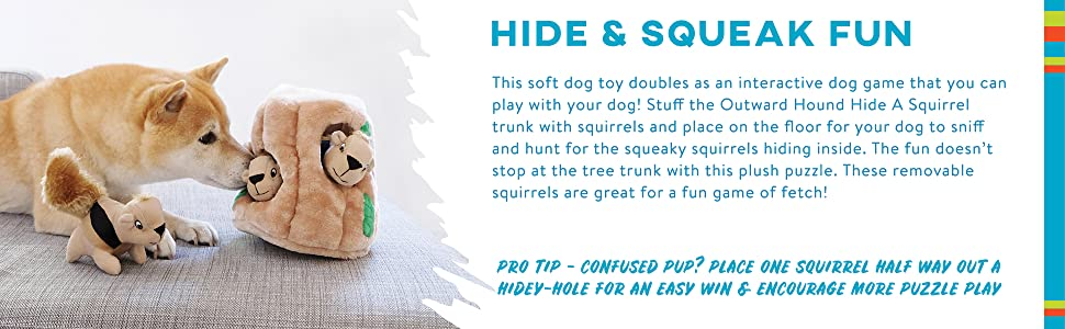 outward hound squirrel, hide a squirrel dog toy, dog squirrel toy, hide a squirrel, dog toy squirrel