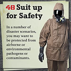 Suit up for Safety