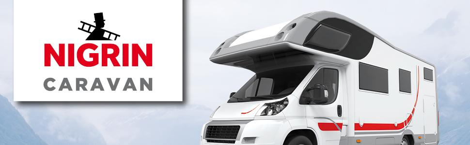 Nigrin 20120 Caravan Selbstaktiver Insekten Und Baumharzentferner 0 75 Liter Auto