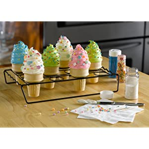 Amazon Com Betty Crocker Ice Cream Cone Cupcake Baking