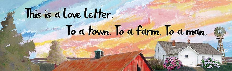 town, farm, love letter
