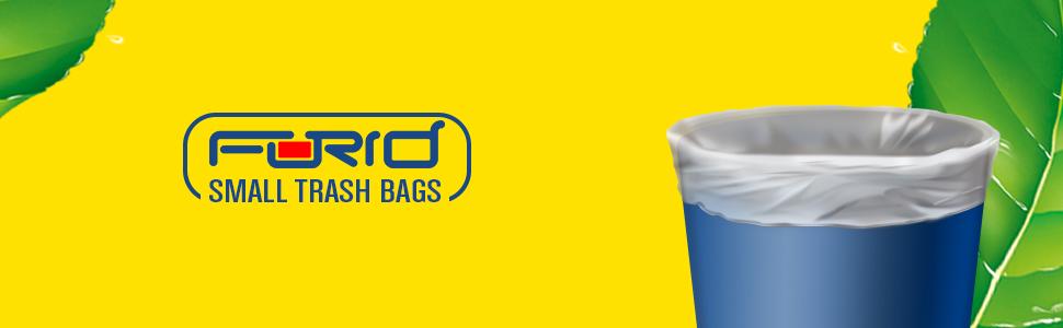 Amazon.com: Pequeñas bolsas de basura – bolsas de basura de ...