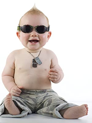 Baby Banz Wrap Around Sunglasses