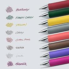 energel, pentel, gel, gel pen, pen, pens,