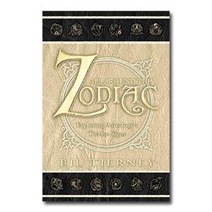 all around the zodiac, astrology, astrology books, books on astrology, bil tierney, zodiac