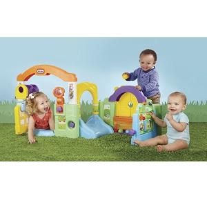 Little Tikes Activity Garden Baby Playset Amazon Ca Toys Games