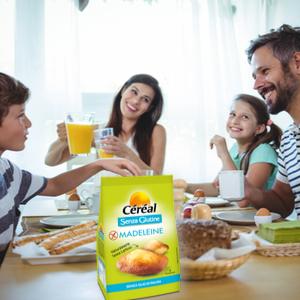 madeleine senza glutine, senza glutine integrale, madeleines, maddeleine, schar, senza lattosio
