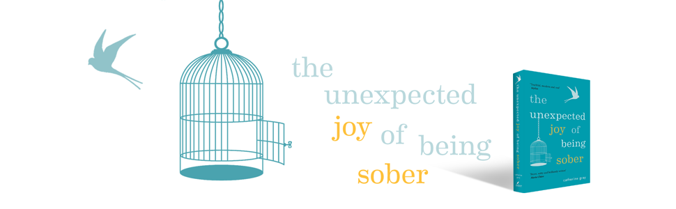 the unexpected joy of being sober catherine gray aster octopus books publishing alcoholism alcohol