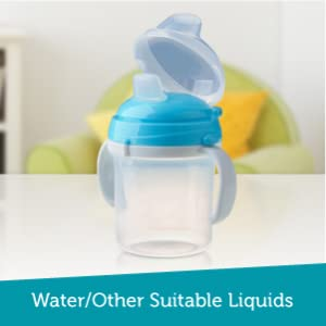 water/other suitable liquids