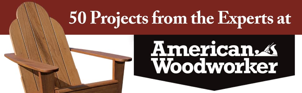 Great Book Of Woodworking Projects 50 Projects For Indoor Improvements And Outdoor Living From The Experts At American Woodworker Fox Chapel Publishing Plans Instructions To Improve Every Room Johnson Randy 9781565235045