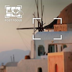 Lumix TZ100 Camera Feature - Post Focus