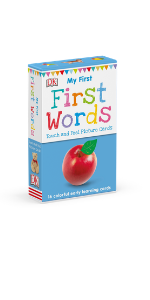 My First Touch and Feel Picture Cards First Words