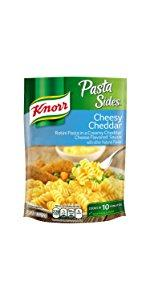 Knorr Pasta Sides Dish, Cheesy Cheddar, 4.3 Ounce