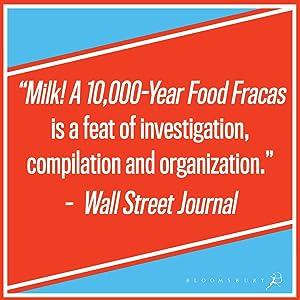 Amazon.com: Milk!: A 10,000-Year Food Fracas eBook: Mark ...