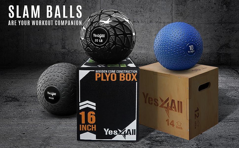 slam ball