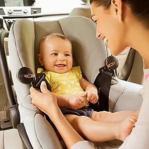brica magnets car seat