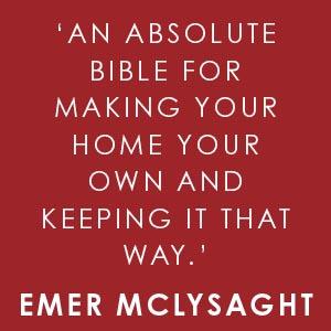 'An absolute Bible.' Emer Mclysaght