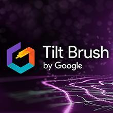 Google, Tilt Brush, virtual reality, design, creativity, Tilt Brush art