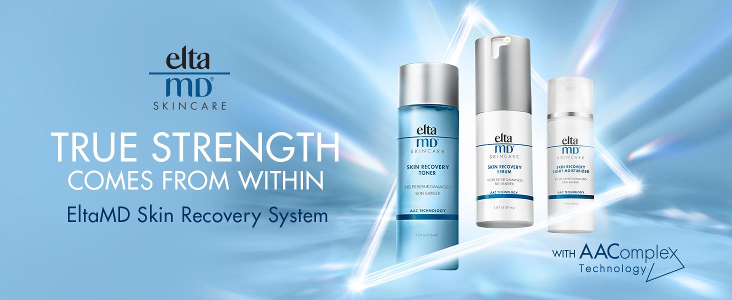 serum, toner, moisturizer
