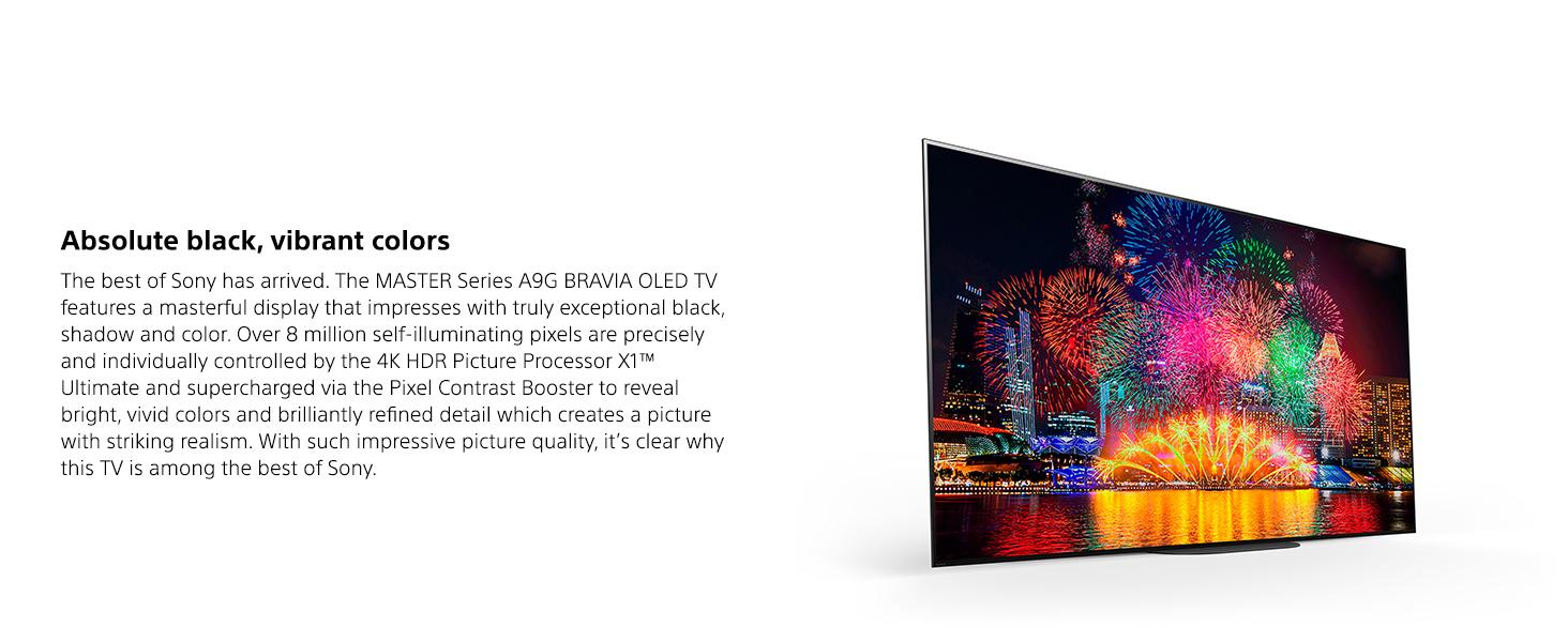 Sony XBR 65A9G