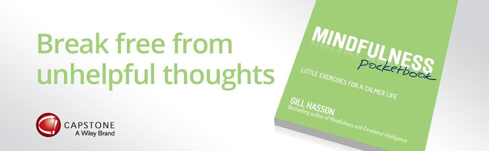 mindfulness, capstone, gill hasson
