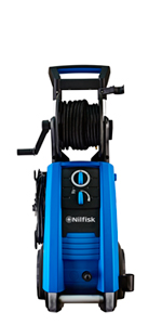 Nilfisk, hidrolimpiadora de alta presión, chorro de agua a presión, limpieza, Compact, accesorios