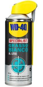 lubrificare pompe, lubrificare guide porte, lubrificare pignoni, litio bianco, ingrassare
