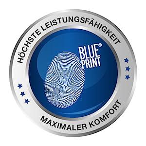 Blue Print Adc42511 Innenraumfilter Pollenfilter 1 Stück Auto