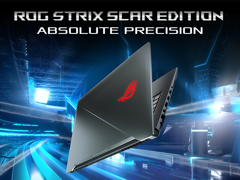 738885006 Amazon.com  ASUS ROG Strix Scar Edition Gaming Laptop