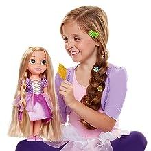 Amazon Com Disney Tangled Glow Amp Style Rapunzel Toddler