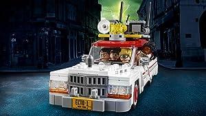 LEGO Ghostbusters Ecto-1 & 2 Seats