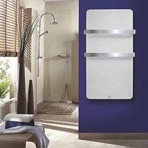 HAVERLAND - Radiador secatoallas eléctrico 400W: Amazon.es: Hogar