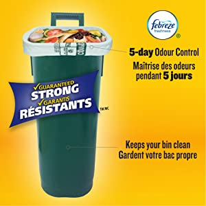 glad compost, compostable bags, compost bags, glad bags, green bin, green bin bags