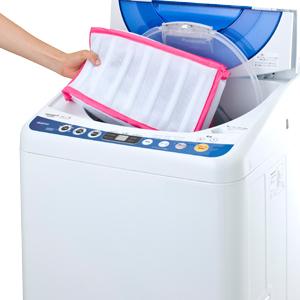 洗濯ネット 靴 楽 そのまま 洗濯機 上履き スニーカー