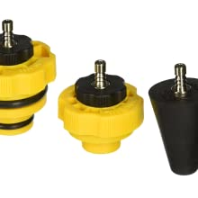 The following adapters are included: MVA662 Ford Power Steering Adapter; MVA661 GM Power Steering