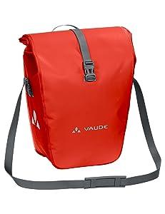Vaude Aqua Back Single Sacoche de Vélo pour Roue Arrière Volume 24 lMatière Bache sans PVC hqKxTZGB5