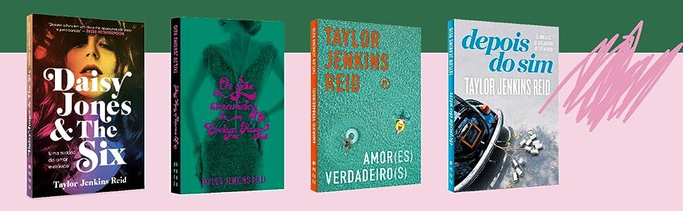 Taylor Jenkins Reid, Literatura POP