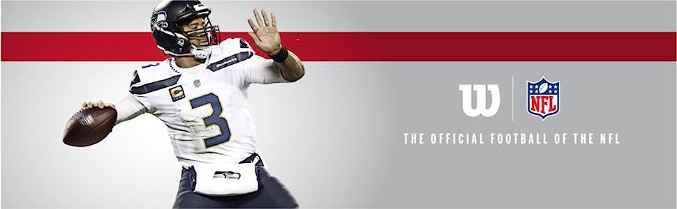 wilson; wilson sporting goods; wilson sports; wilson football; football; footballs; nfl football