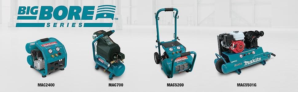 big bore mac2400 mac700 mac5200 mac5501g air compressors machines
