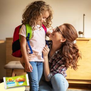 Merende per la scuola senza glutine, senza glutine merenda, scuola senza glutine, madeleine cereal