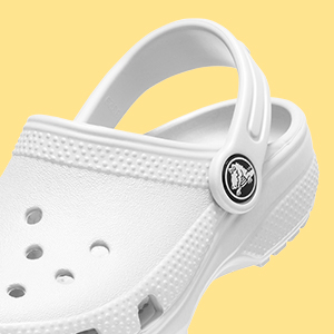 tell your story, crocs