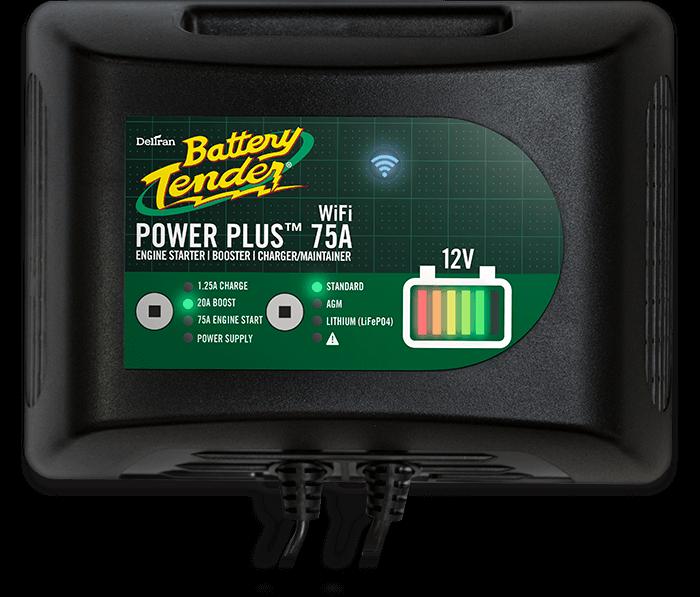 Amazon.com: Battery Tender 022-0227-DL-WH Power Plus 75Amp
