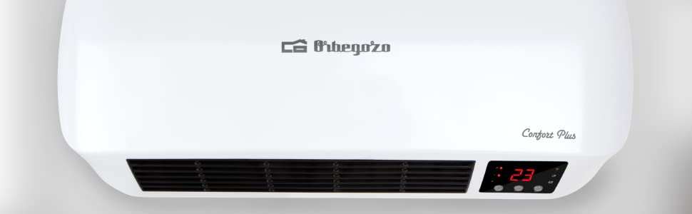 calefactor baño, calefactor, calentador baño, estufa baño, calefactor bajo consumo, estufa